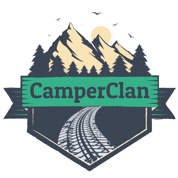 CamperClan - Camper Logo