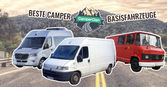 Beste Camper Wohnmobil Basisfahrzeuge